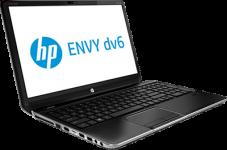 HP-Compaq Envy DV6 Serie